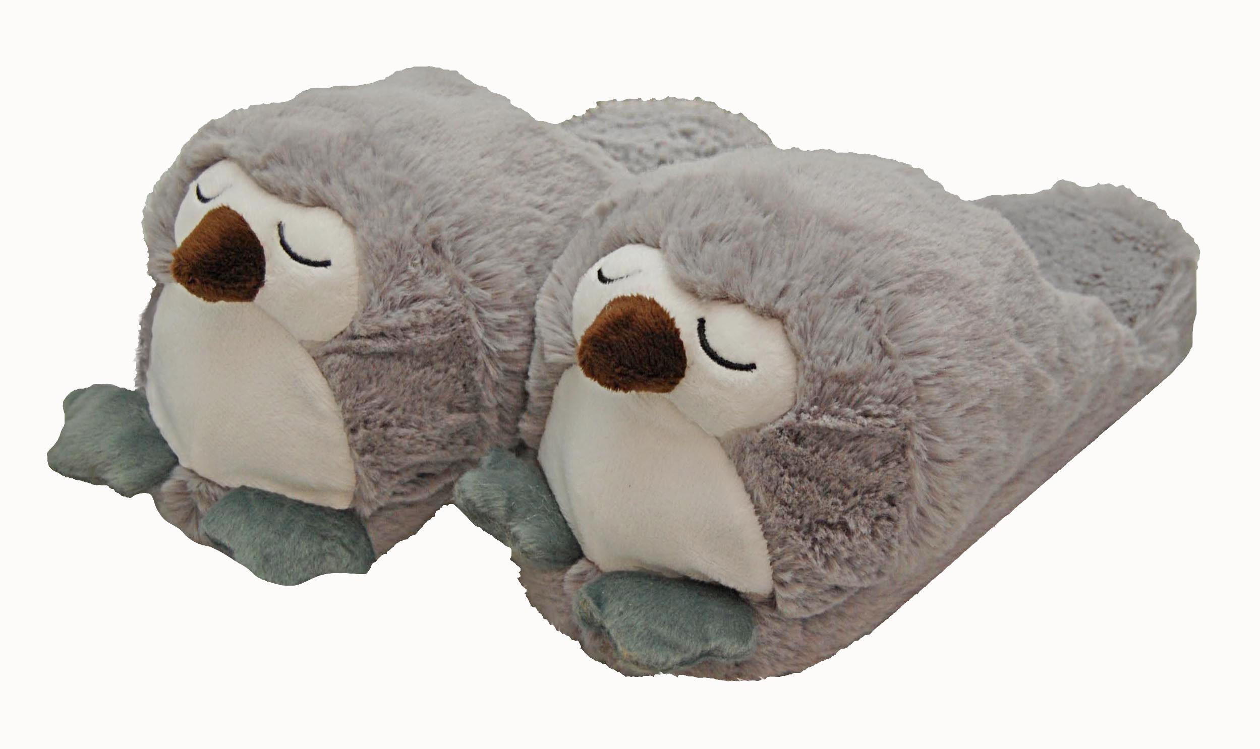Cozy Time Animal Slippers